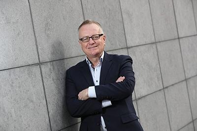 Paddy Grey, Professor Emeritus of Housing, Ulster University